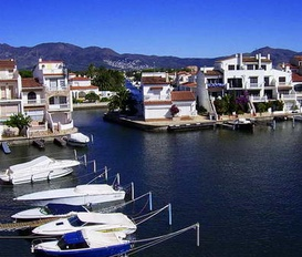 Holiday Apartment Ampuriabrava