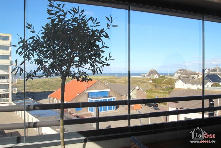 Wohnzimmer mit fantastischer Aussicht
