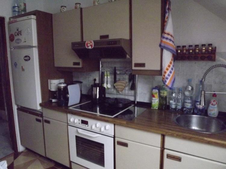 Küche voll ausgerüstet