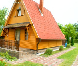 Holiday Home Balatonmariafürdö