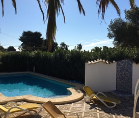 holiday villa Javea, Alicante