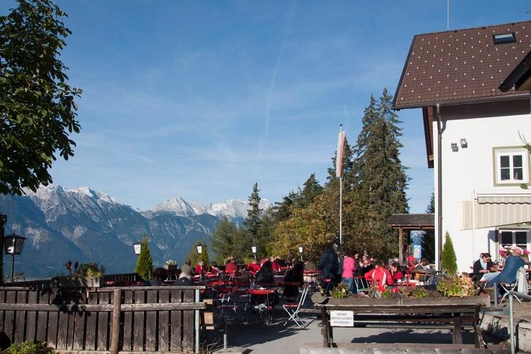 Alpengasthaus Heilig Wasser