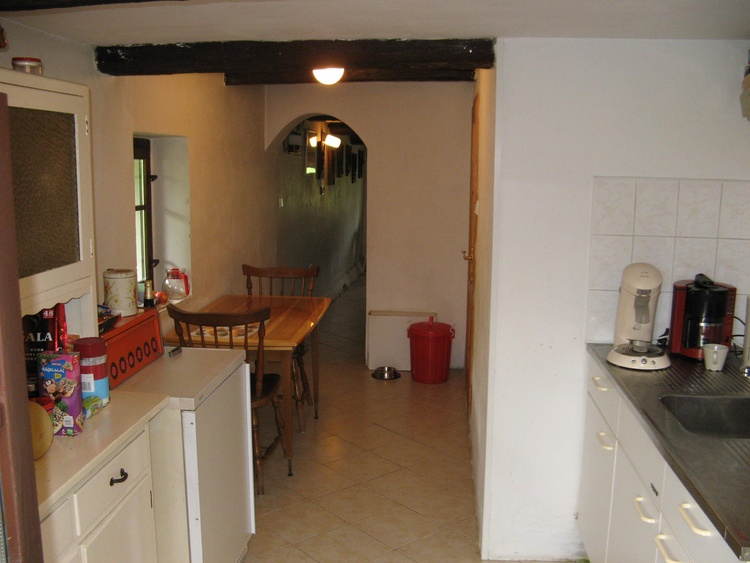 Kitchen, foto from the other side