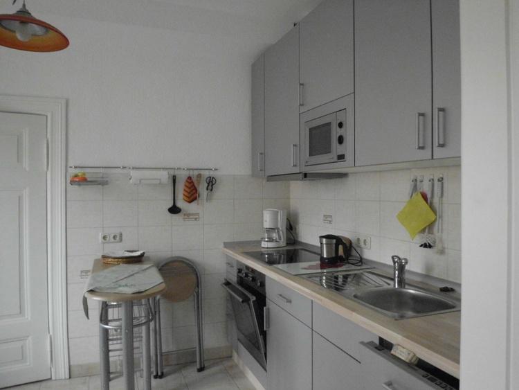 kitchen, same type ground and first floor