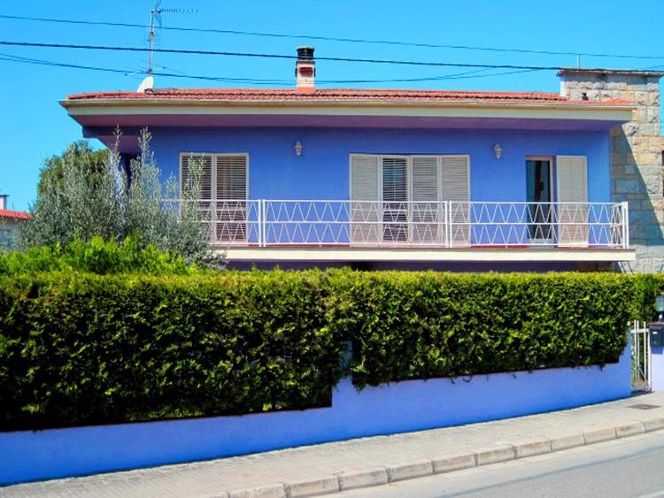 Eastside house front