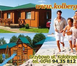 Ferienhaus Grzybowo - Kolobrzeg