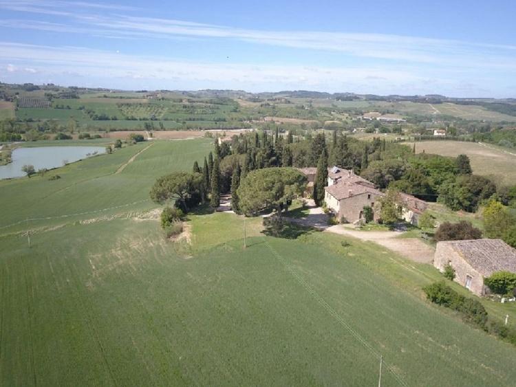 Air view Il Poggio