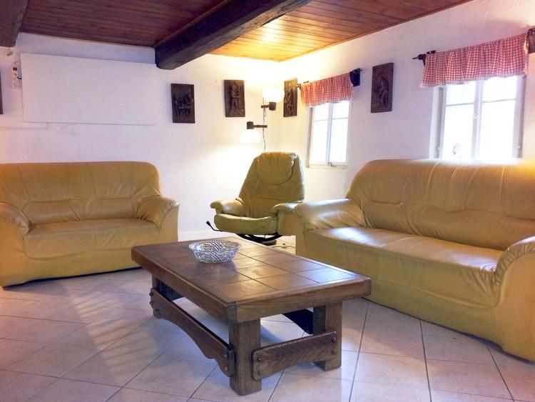 Bequeme Sofas und Sessel