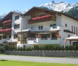 Holiday Apartment Pettneu am Arlberg