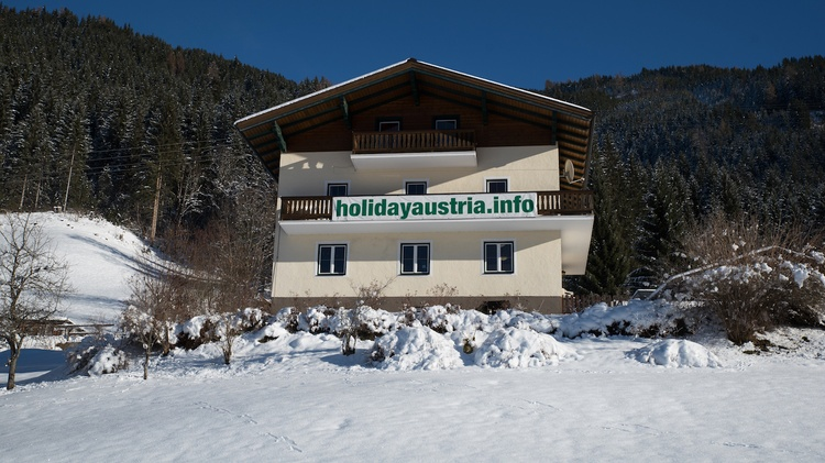 Landhaus Tauernblick im Winter