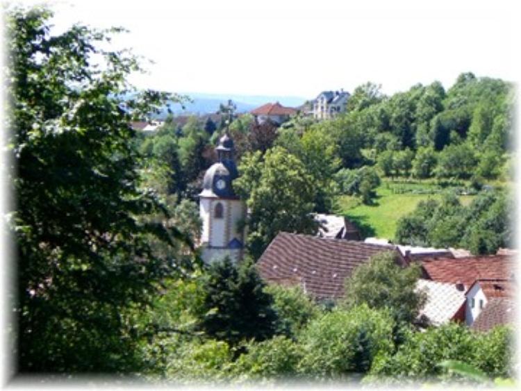 Kirche in Steina