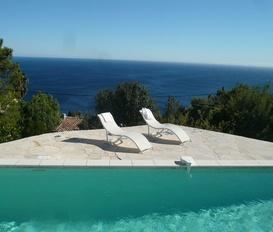 Ferienhaus Cannes - Theoule sur mer