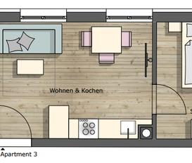 Apartment Lermoos