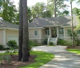 Ferienhaus USA, South Carolina, Callawassie Island