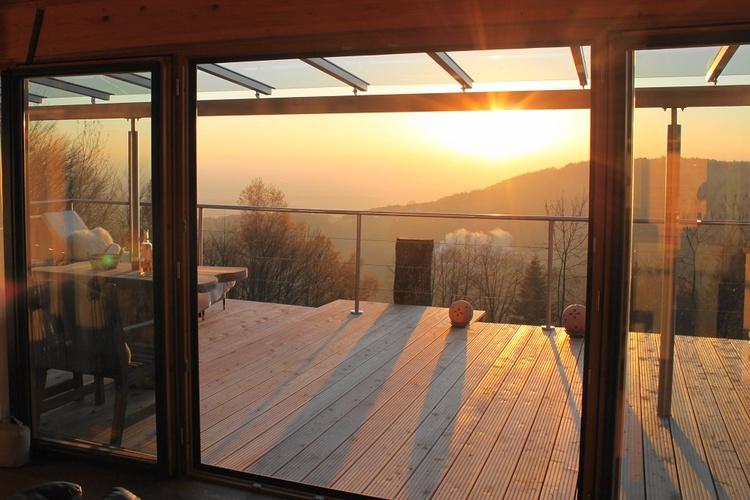 Trauhafte Sonnenuntergänge