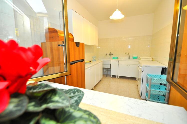 kitchen  Residence Salentoholidays-Torre Suda