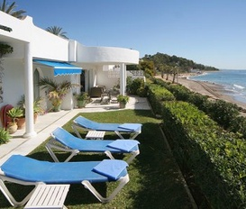 holiday villa Marbella
