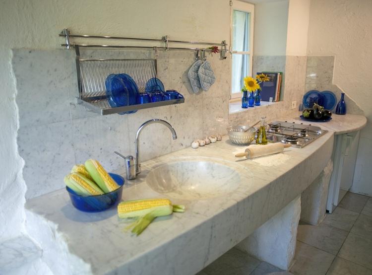 "Villa La Rogaia Apt. ""La Pipo"" kitchen"