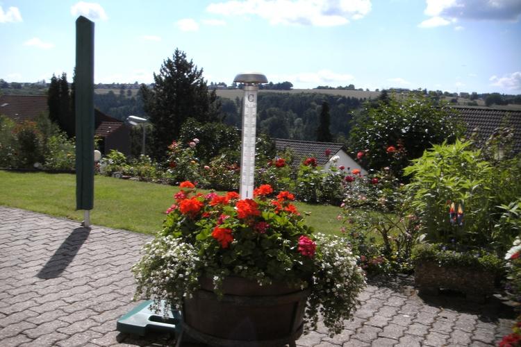 Garten mit Fernsicht