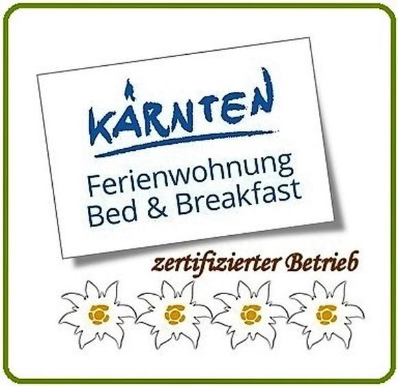 Ferienwohnung - mit Komfort – 4 Edelweiß  –  4 Sterne kategorisiert   www.ferienwohnung-plozner.at