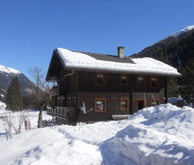 Holiday Home Sankt Jakob in Defereggental