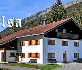 Holiday Home Holzgau