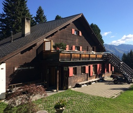 Hütte Brambrüesch/Malix/Chur