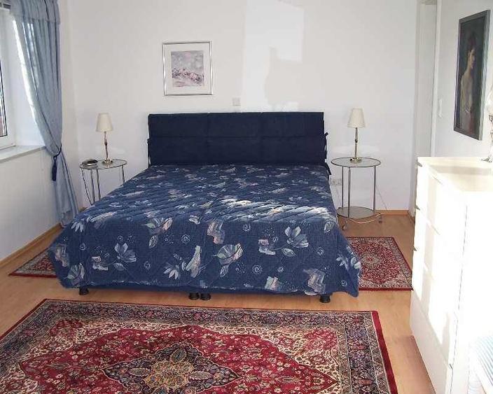 Blauea Schlafzimmer