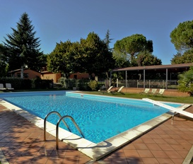 holiday villa Deruta