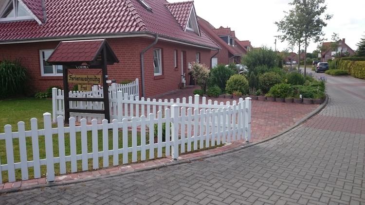 Gästeparkplatz und Separater Eingang nur für unsere Gäste