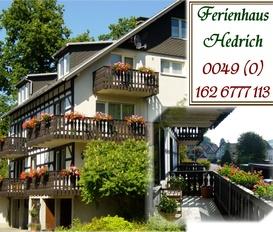 Holiday Apartment Olsberg/Assinghausen