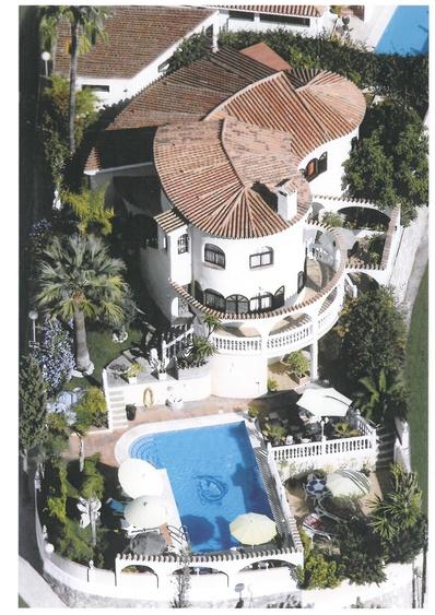 Aerial view VILLA LAS CHICAS