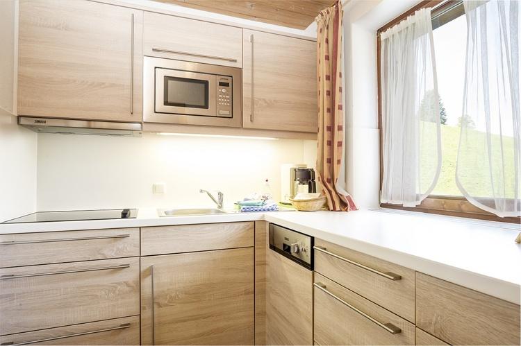 kitchenette 2 room apartement