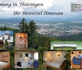 Holiday Apartment Ilmenau OT Unterpörlitz