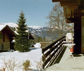 Holiday Home Lenk