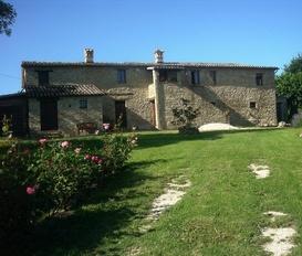 Ferienhaus Sasso/Serra San Quirico