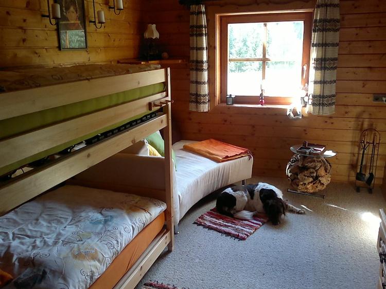 ...eines von 7 Schlafzimmer...