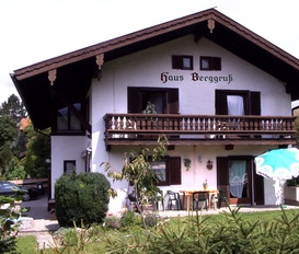 Holiday Apartment Ruhpolding
