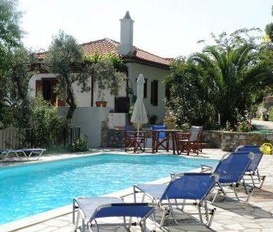 holiday villa Skopelos