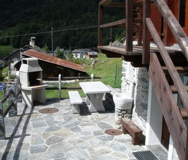 Holiday Home Campo Vallemaggia