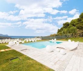 holiday villa Balestrate