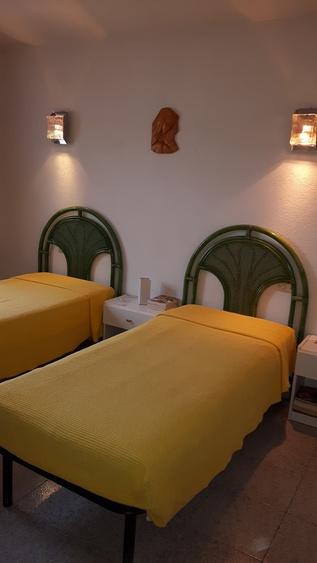 Zimmer mit zwei Betten