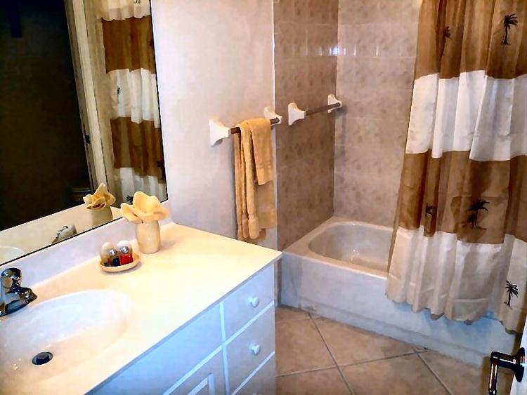 Bath room for Guest Suite