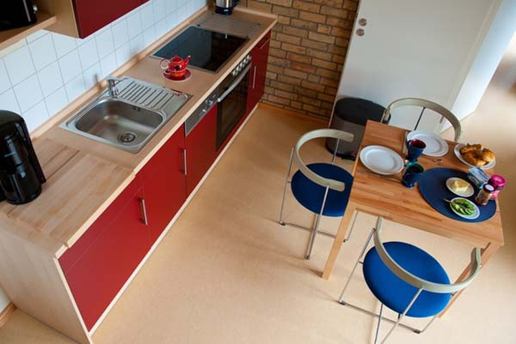 Toms kitchen in modern classic style