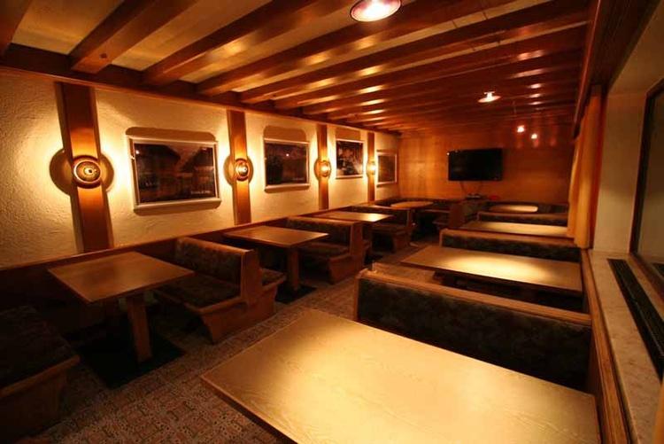 Gruppenhaus Ötztal - Aufenthaltsraum