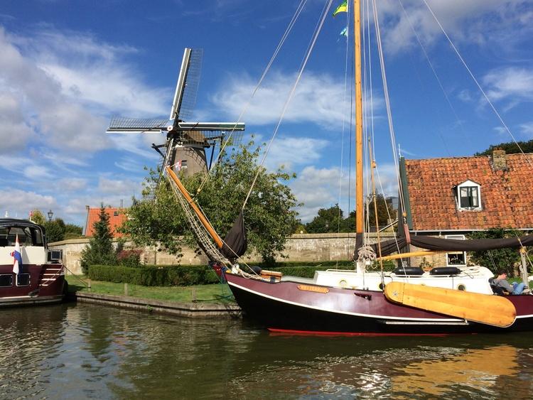 Village Sloten to visit