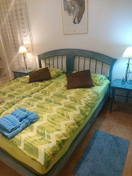 Doppelschlafzimmer im EG