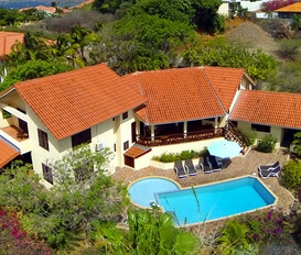 holiday villa Willemstad