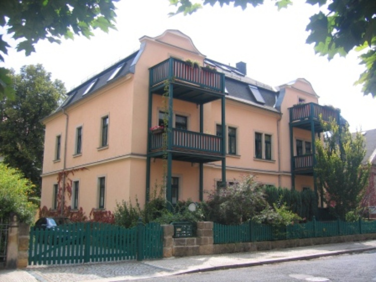 Holiday apartment Dresden Casa Luna