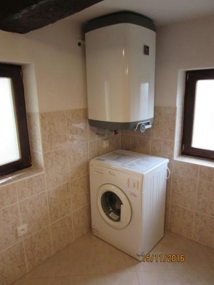 Boiler and Washingmachine